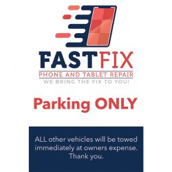 signs-yard-sign-directional-safety-large-format-a-frame-sidewalk-sign-business-sign-fast-fix-parking-sign